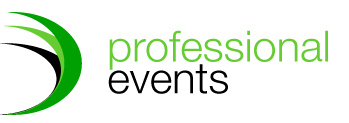 Professional Events Logo